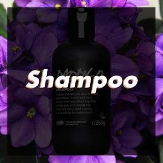 OPEN JASTIP LUSH Shampoo