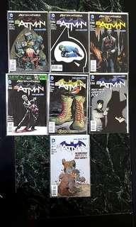 🚚 Batman new 52 #14 - 20