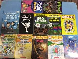 Clearance Sale of Children's Books!!!