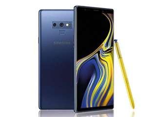 KREDIT SAMSUNG NOTE 9 Free Speaker Bluetooth+Kuota 1 thn