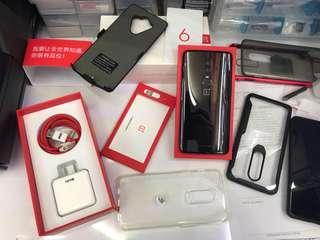 🚚 OnePlus 6 128gb 8gb ram Full Set