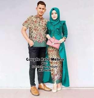 Cauple batik ratu