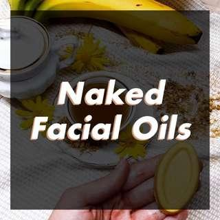 OPEN PO LUSH Naked Facial Oil and Serum