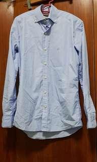 🚚 Sacoor formal shirt light blue