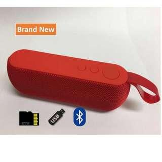 Q106 Portable Bluetooth Speaker (Loud, Clear, Rich Bass, 6-Hour Playtime)