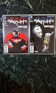 🚚 Batman new 52 (#36 & 37)