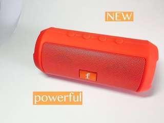 BNIB Bluetooth Speaker(bass)