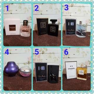 Update!! Parfum Branded With Box