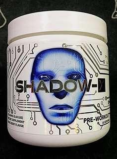 Cobra Labs Shadow - X powerful Pre-workout, Intense energy, dietary Supplement, weight lifting,exercise, jogging