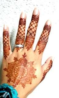 Henna at home for all occasions!!
