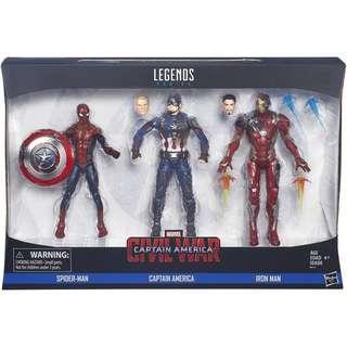 Marvel Legends Captain America