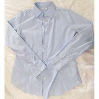 Formal shirt (light blue)