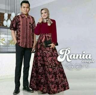 Couple Batik katun prada