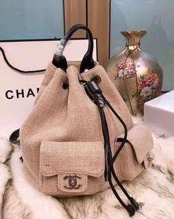 Chanel Premium Quality Backpack
