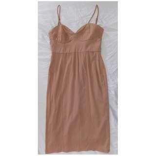 🚚 Pink cocktail dress