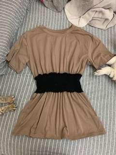 🚚 束腰造型上衣