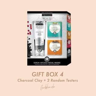 OPEN JASTIP FREEMAN Gift Box Beauty Infusion