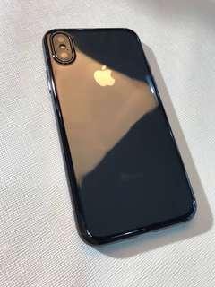 iPhone xs msx手機殼 軟殼