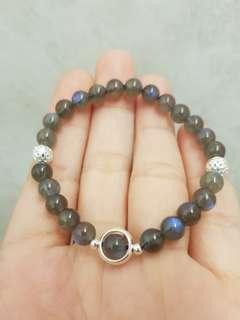 🚚 labradoritecrystal bracelet for confidence