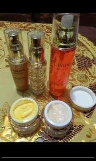 Paket perawatan skin care