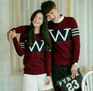 Sweater cauple W