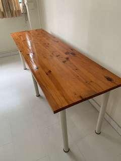 Ikea Long working table