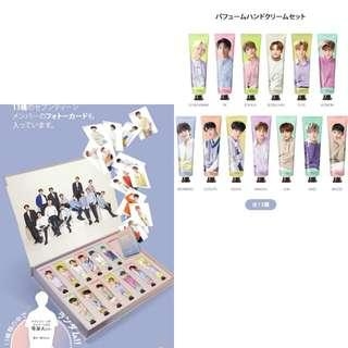 [PREORDER] SEVENTEEN THE SAEM PERFUMED HANDCREAM JAPAN