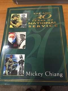 🚚 30 years of Singapore's 🇸🇬 NS !Singapore's NS history well written with lots of pics! Worth collecting & keeping!