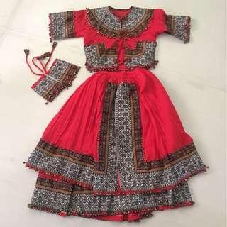 Traditional Costume Yun Nan (Buy During China Trip)