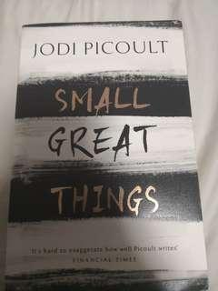 🚚 Small great things book