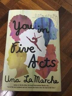 You in Five Acts - Una LaMarche