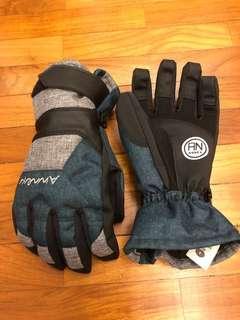Ski Gloves (Small size)