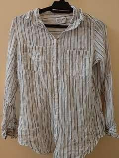 Cotton On - Stripe Shirt