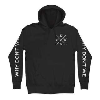 🚚 WHY DON'T WE CROSS LOGO PULLOVER