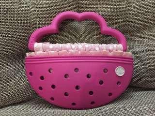 Crocs hand bag