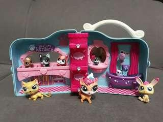 Littlest Pet Shop Newborn Nursery Playset