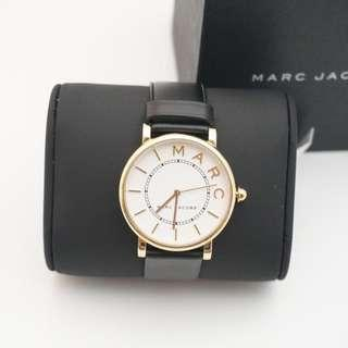 🚚 [PROMOTION] Marc Jacobs Roxy Black Leather Ladies Watch