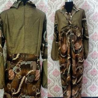 Gamis Batik Ievey