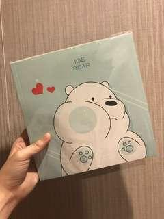 Ice bear Sketchbook