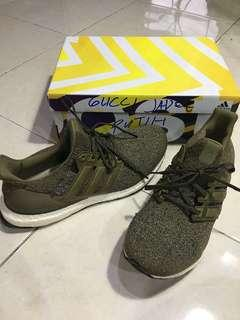ADIDAS ULTRABOOST 3.0 Trace Olive Green Cargo MAN