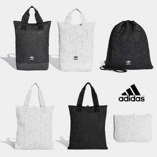 [PO] Adidas 3D Mesh New Release Bags