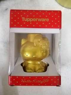 Tupperware Hello Kitty GOLD 425ml
