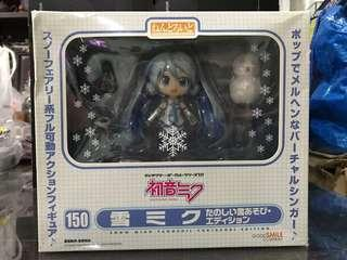 Nendoroid #150 Snow Miku (opened but 99% New) #STB50