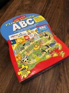 ABC Floor 🧩 puzzle