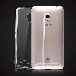 """ASUS ZenFone 2 (ZE500CL) 5.0"""" Ultra-Slim TPU Soft Case"""