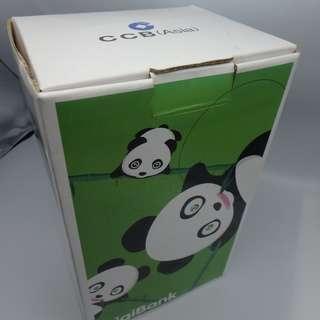 中國建設銀行(亞洲) CCB DIGIBANK w/box