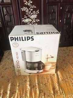 Philips Cafe cino coffee maker