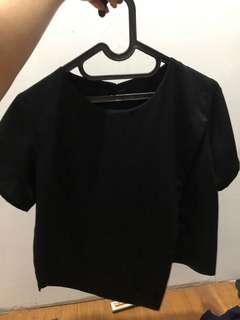 Black Top, atasan hitam