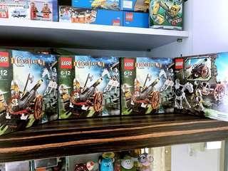 Lego 樂高 Castle Crossbow Attack 7090 全新 100% 未開封 MISB