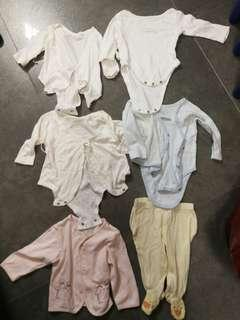 Baby Clothes bb衫 new born